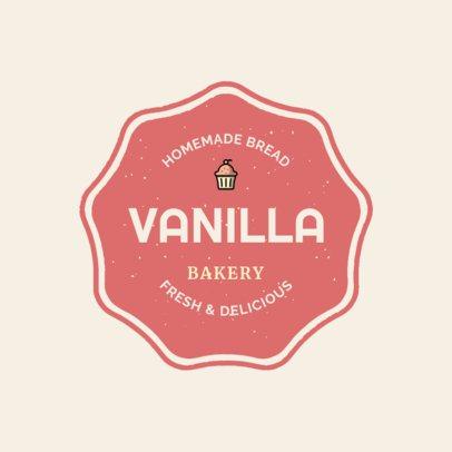 Logo Design Maker for a Homemade Bakery Business 1115f-208-el