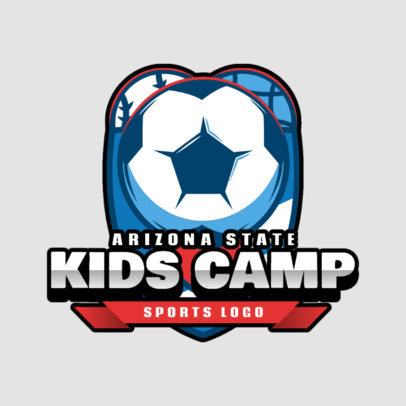 Logo Maker for a Kids Summer Camp 2753