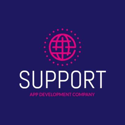 Logo Maker for a Global Technology Company 1144o-289-el