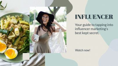 YouTube Banner Maker with Tips for Influencers 2054