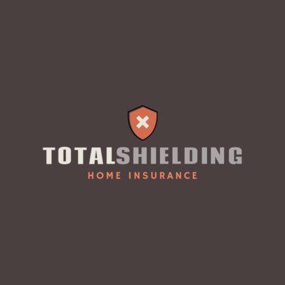 Logo Maker for a Home Insurance Company 259a-el