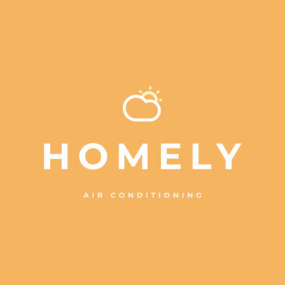 Logo Generator for an Air Conditioning Brand 272c-el
