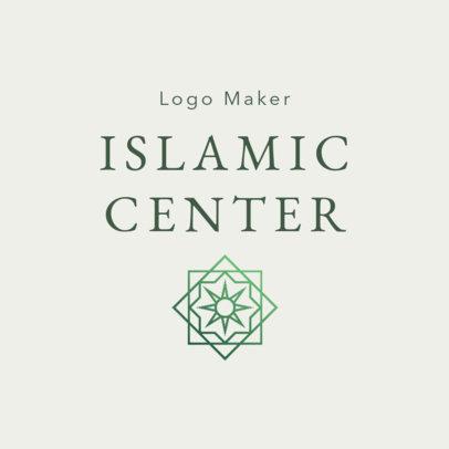 Logo Maker with Islamic Symbols 2783
