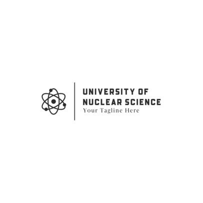 Logo Generator for a Nuclear Science University 287c-el