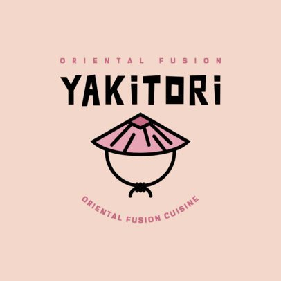 Online Logo Creator for an Oriental Fusion Restaurant 302b-el