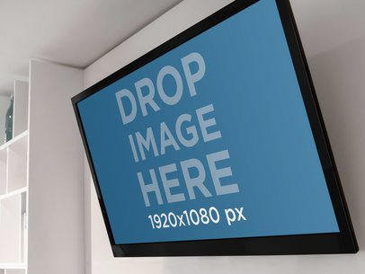 Led Monitor Living Room 98097