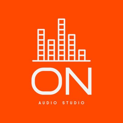 Logo Generator for an Audio Studio 408c-el1