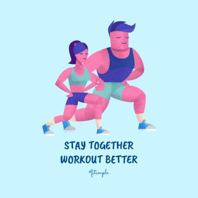 Facebook Post Creator for Fitness Couples 2026d 2083