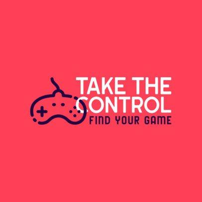 Video Games-Related Logo Maker 415c-el1