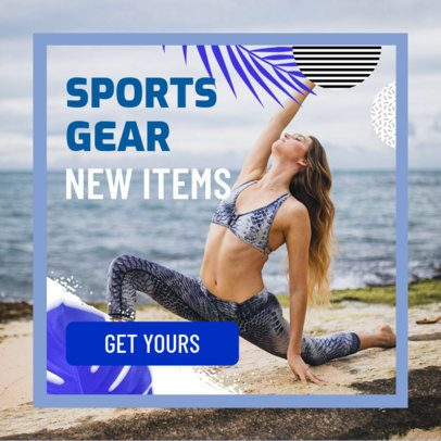 Fitness-Themed Ad Banner Creator 269m 2086