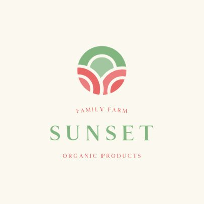 Logo Template for Farm Products Brands 553-el1