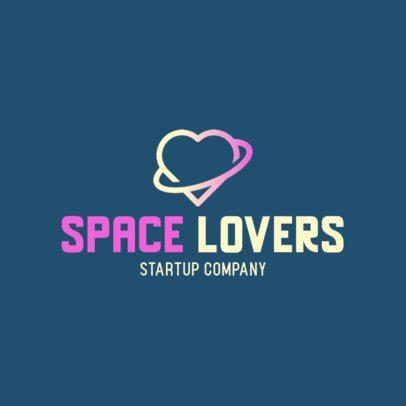 Modern Logo Template for a Dating App 556-el1