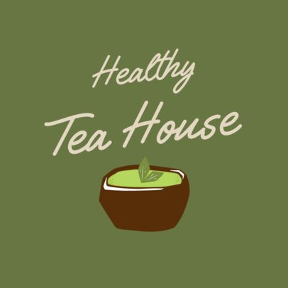 Superfoods Logo Generator for a Tea House 2841e