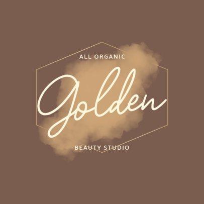 Beauty Logo Maker Online Logo Maker Placeit