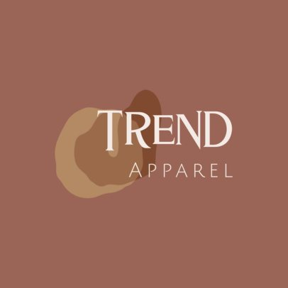 Logo Maker for a Trendy Clothing Brand 2980a