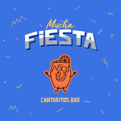 Logo Generator for a Mexican Cantaritos Bar 2978b
