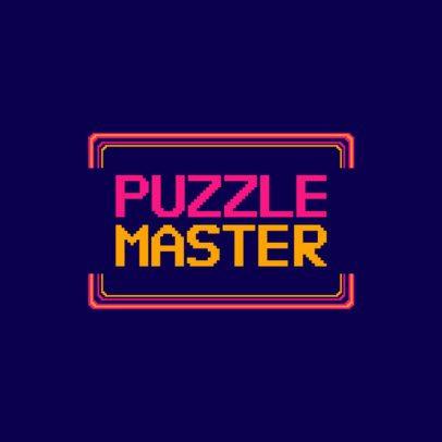 Oldies Logo Maker for a Gamer 3062d