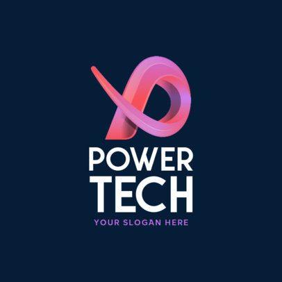 Technology Logo Maker Online Logo Maker Placeit