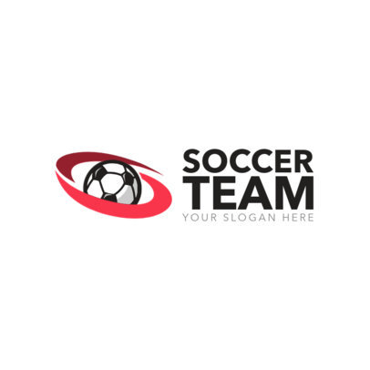 Soccer Team Logo Generator with Sports Graphics 1297-el1