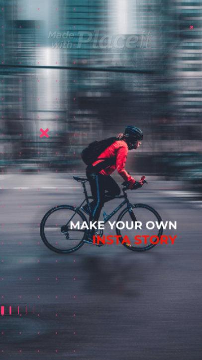 Dynamic Instagram Story Video Creator with Modern Design 1659-el1