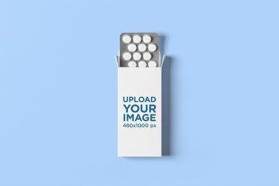 Pills Box Mockup 4061-el1