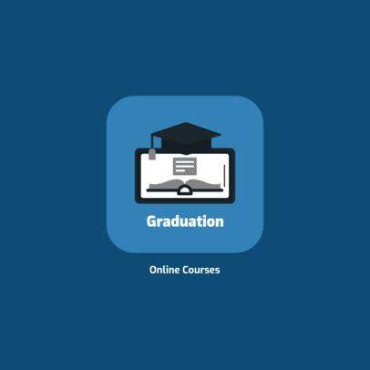 Logo Generator for an e-Learning App 1502c-el1