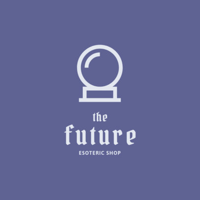 Simple Logo Maker Featuring Esoteric Icons 1495-el1