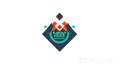 Intro Maker with a Logo Reveal and Animated Blocks 1137-el1