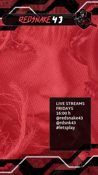Facebook Story Maker for Live Gameplays 2558