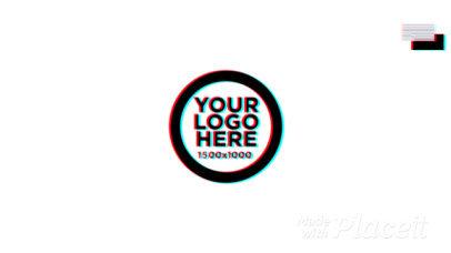 Minimalist Intro Maker Featuring an Animated Logo 527-el1