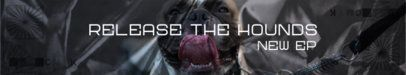 Bandcamp Header Maker Featuring a Dog Picture 2600e