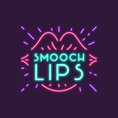Logo Creator for a Nightclub with a Naughty Style 3633h