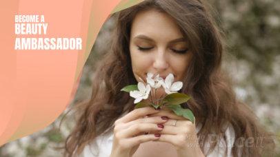 Slideshow Video Maker for a Skincare MLM Business 788d-2312