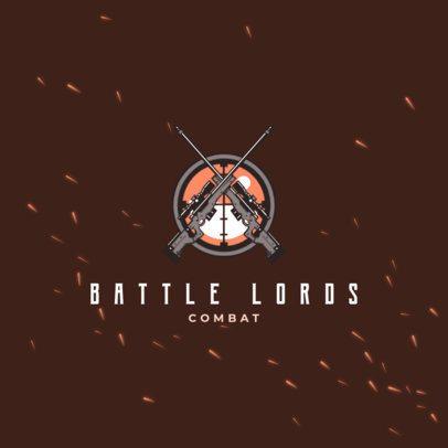 Free Team Logo Maker for Military-Themed Games 3693m