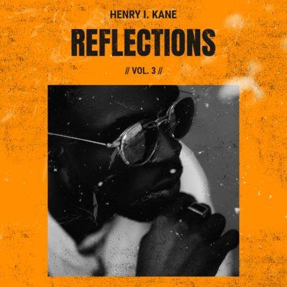 Album Cover Template for an R&B Artist 2984h