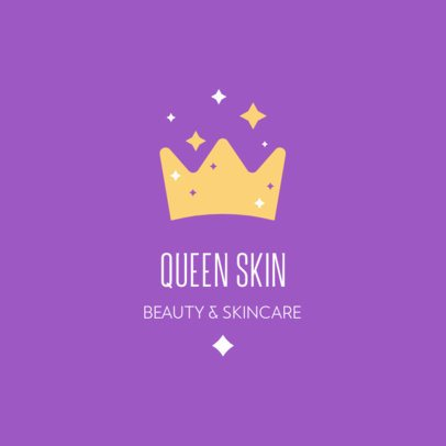Logo Maker for a Dropshipping Skincare Brand 3727i