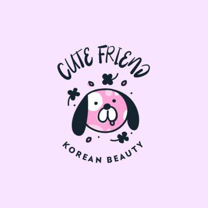 Korean Beauty Logo Maker for Dropshippers 3729g