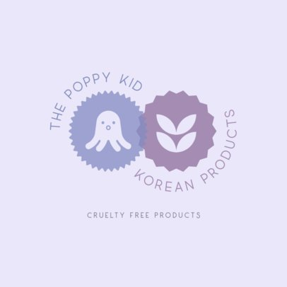 Dropshipping Brand Logo Generator for Cruelty-Free Beauty Products 3726b