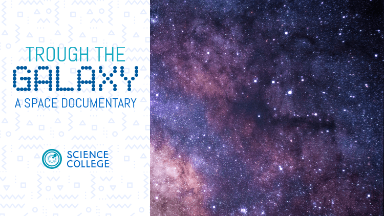 YouTube Thumbnail Design Maker for a Documentary About Space 3034o