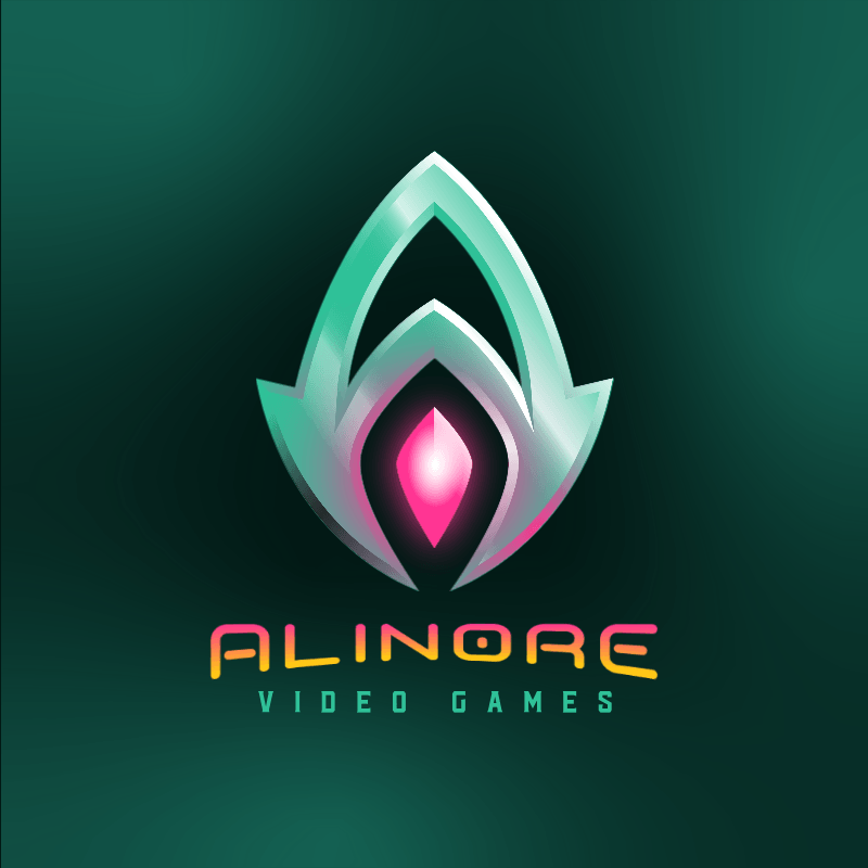 Abstract Logo Template for eSports Companies Featuring an Emblem 3750f