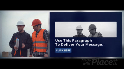Corporate-Themed Slideshow Video Template to Promote a Service 2457-el1