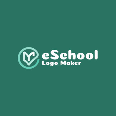Logo Generator for a Virtual School 3979a