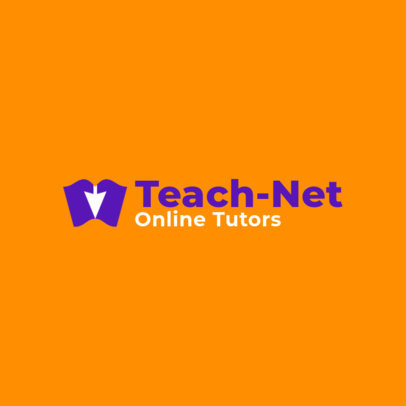 Logo Maker for an Educational Website 3979d