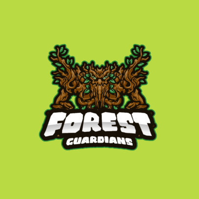 Gaming Logo Creator with a Graphic Inspired in Fantasy Ents 3420a-el1
