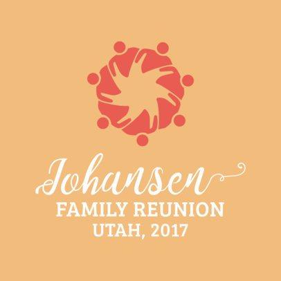 Family Reunion T-Shirts Generator a45