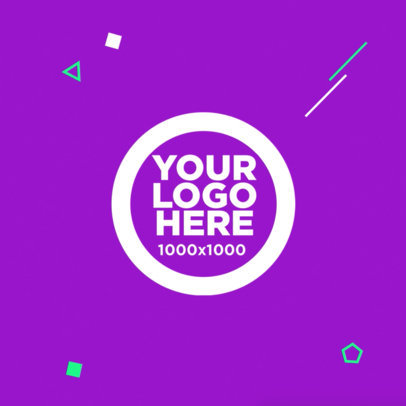 Logo Reveal Animation Maker for Instagram Posts a219