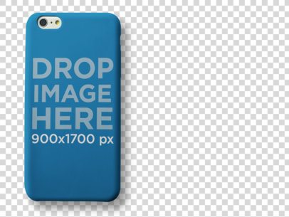 iPhone 6s Case PNG Mockup a10240